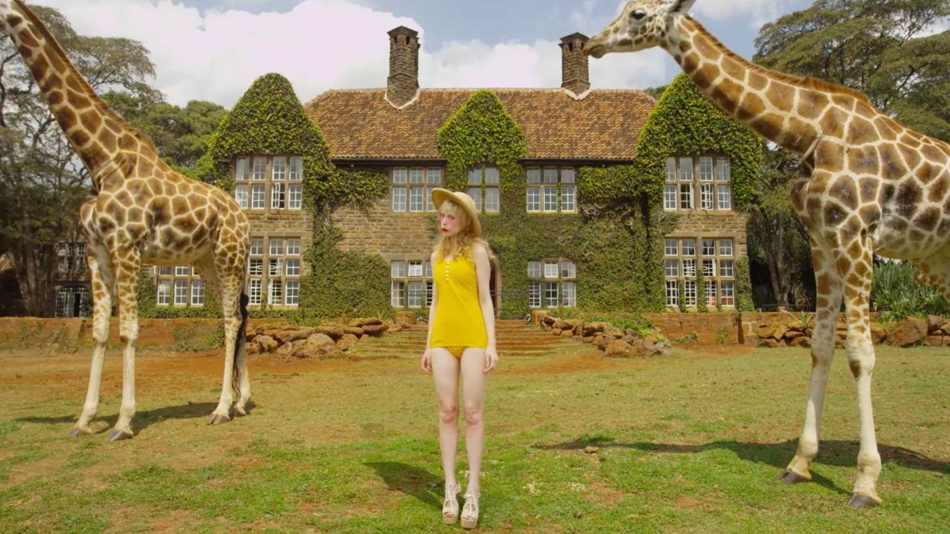 """Petite Meller """"Baby Love"""" Directed by A.T.MANN"""
