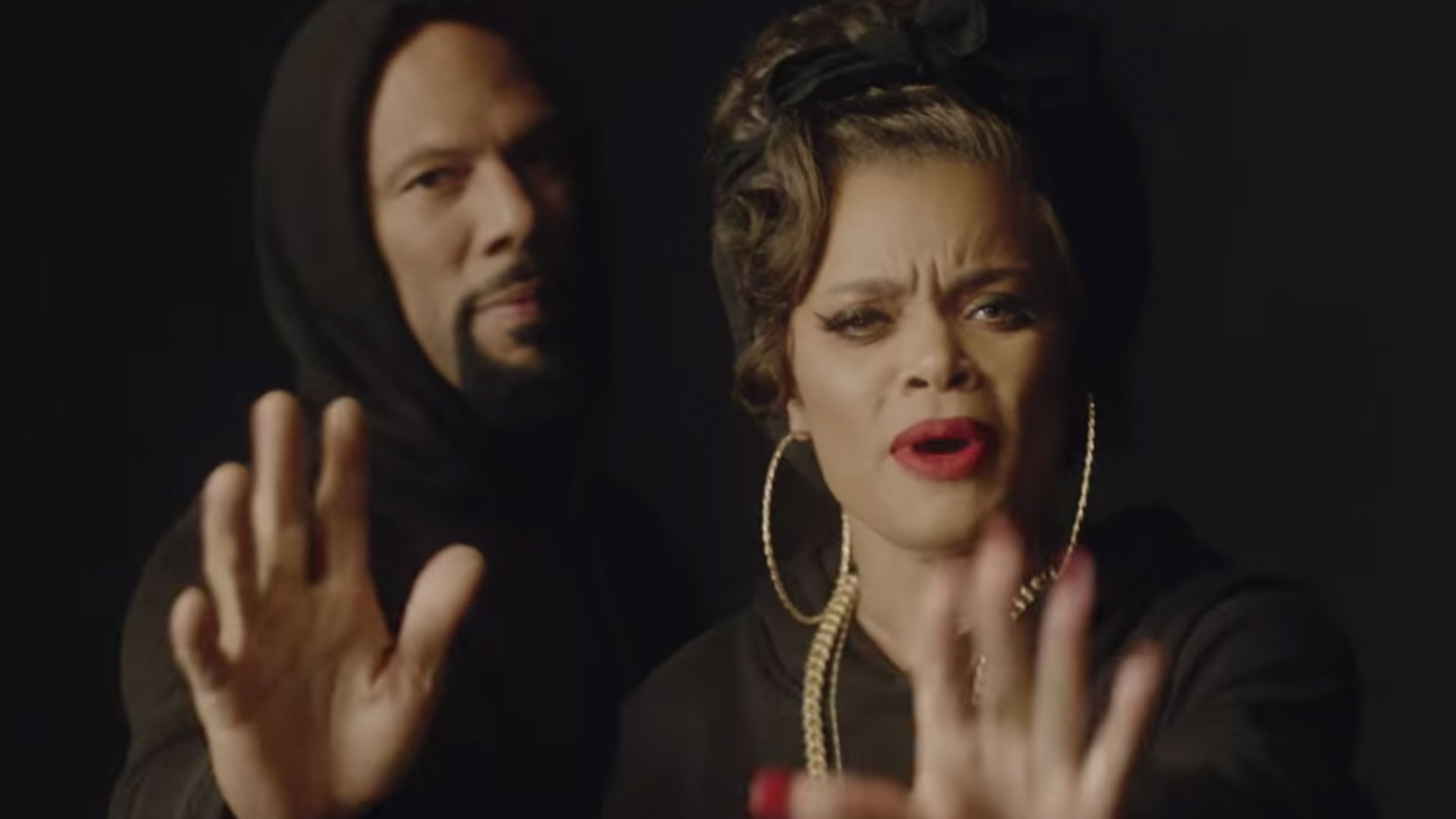 Andra Day – Stand Up For Something feat. Common Directed by Myriam Santos