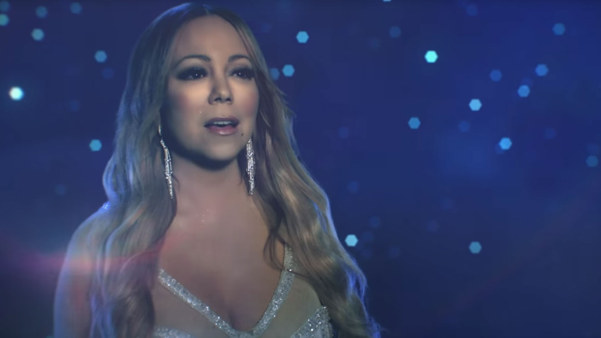 """Mariah Carey """"The Star"""" Directed by Jeb Hardwick"""